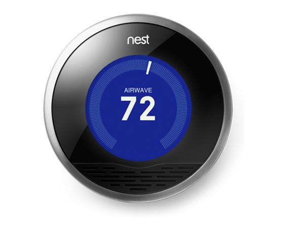 Nest Thermostat | Zenith Eco Energy Inc.