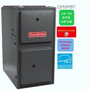 goodman furnace. goodman gmvm97 furnace n