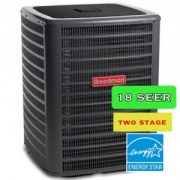 Goodman DSXC18 AC 18 SEER Air Conditioner | Zenith Eco Energy