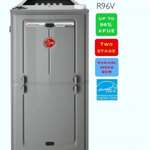 Buy Rheem R96V Furnace