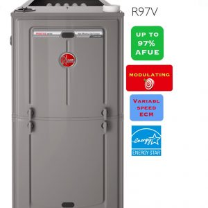 Rheem R97V Furnace | Zenith Eco Inc.