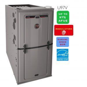 Ruud U97V Furnace | Zenith Eco Energy