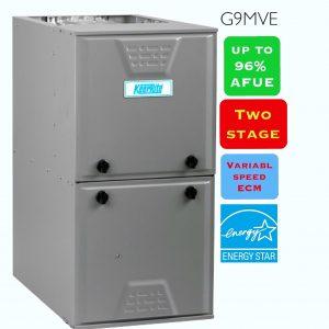 KeepR iteG9MVE Furnace | Zenith Eco Eneregy