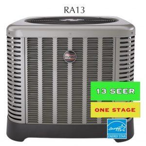 Ruud RA13 AC 13 SEER | Zenith Eco Energy