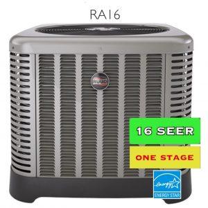 Ruud RA16 16 SEER Air Conditioner