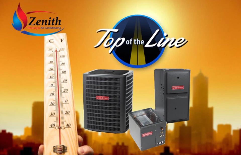 Ac & Furnace Promotion | Zenith Eco Energy