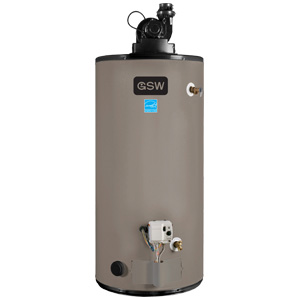 GSW Power vent Gas water heater